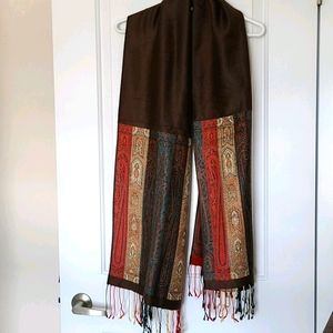 Lovely Pashmina Scarf, Wrap, Shawl